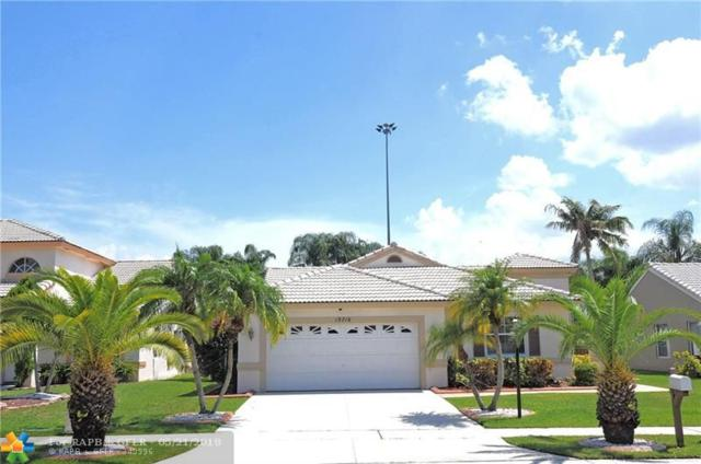 18716 NW 1st St, Pembroke Pines, FL 33029 (MLS #F10123858) :: Green Realty Properties
