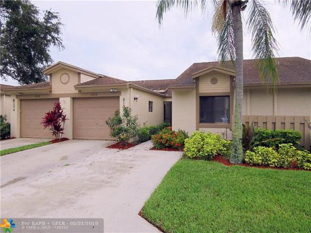 8108 Windgate Dr B, Boca Raton, FL 33496 (MLS #F10123864) :: Green Realty Properties