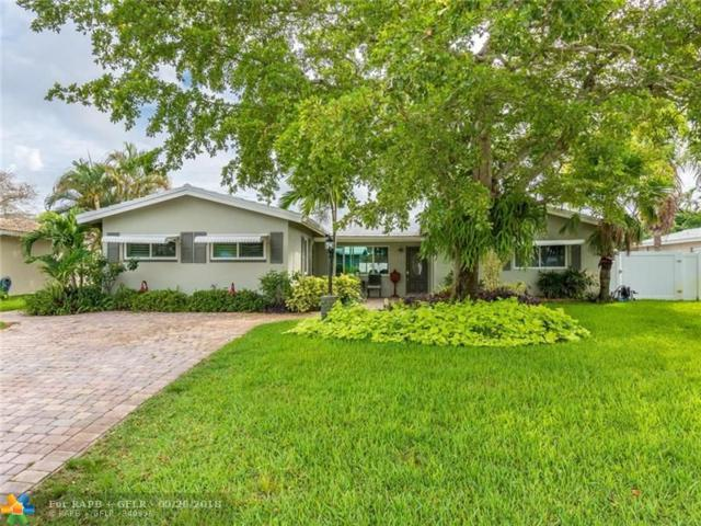 5742 NE 17th Ave, Fort Lauderdale, FL 33334 (MLS #F10123909) :: Green Realty Properties