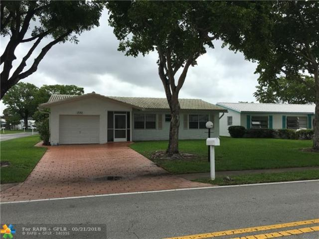 1320 NW 85th Ave, Plantation, FL 33322 (MLS #F10123910) :: United Realty Group