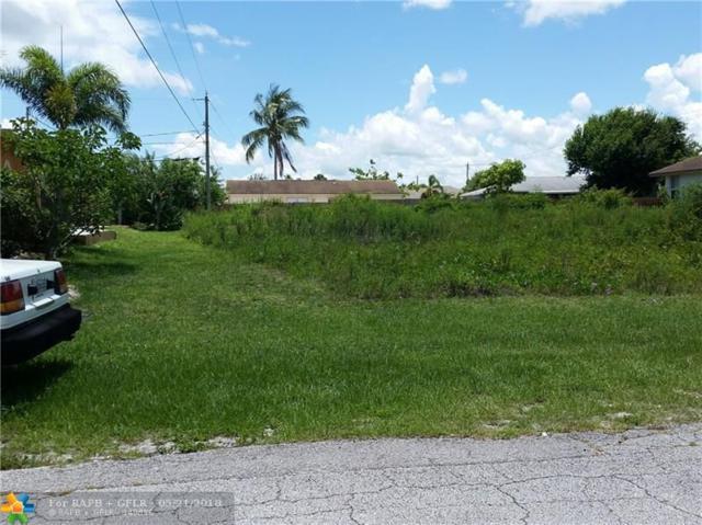780 SW Bond Rd, Port Saint Lucie, FL 34953 (MLS #F10123915) :: Green Realty Properties