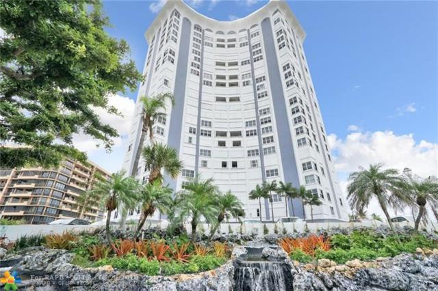 1340 S Ocean Blvd #1608, Pompano Beach, FL 33062 (MLS #F10124039) :: Green Realty Properties