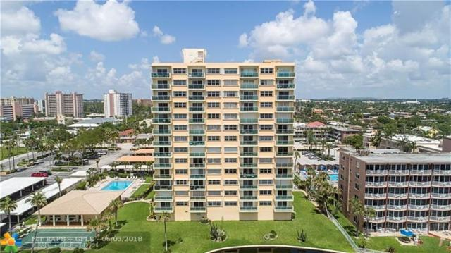 1620 N Ocean Blvd Ph10, Pompano Beach, FL 33062 (MLS #F10124050) :: Green Realty Properties