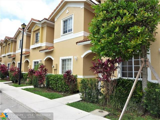 5933 Riverside Ave #5933, Tamarac, FL 33321 (MLS #F10124097) :: Green Realty Properties