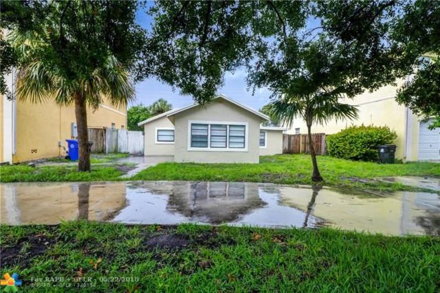 1033 NW 7TH TERRACE, Fort Lauderdale, FL 33311 (MLS #F10124108) :: United Realty Group
