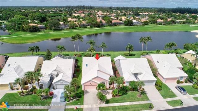 8378 Horseshoe Bay Rd, Boynton Beach, FL 33472 (MLS #F10124141) :: Green Realty Properties