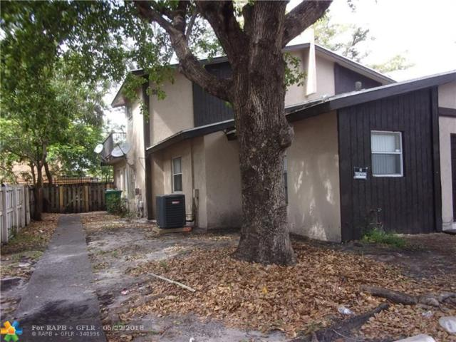 5931 NW 23rd St, Lauderhill, FL 33313 (MLS #F10124155) :: United Realty Group