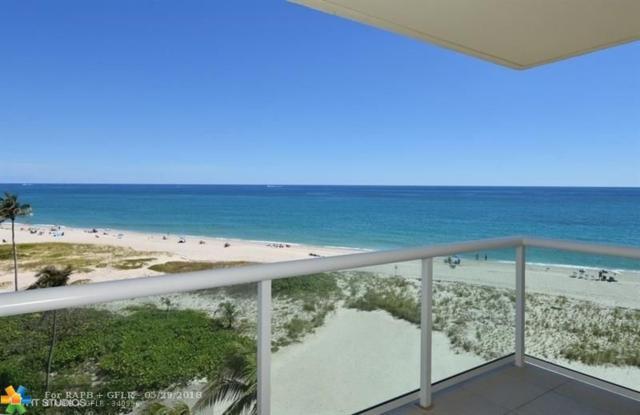 6000 N Ocean Blvd 6B, Lauderdale By The Sea, FL 33308 (MLS #F10124205) :: Green Realty Properties