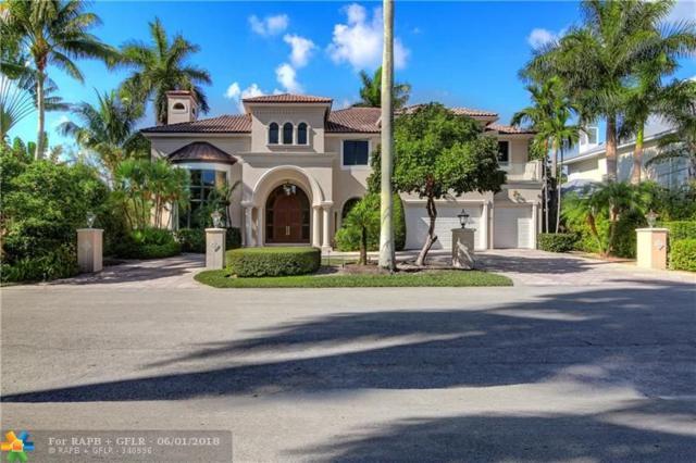 511 San Marco Dr, Fort Lauderdale, FL 33301 (MLS #F10124309) :: Green Realty Properties