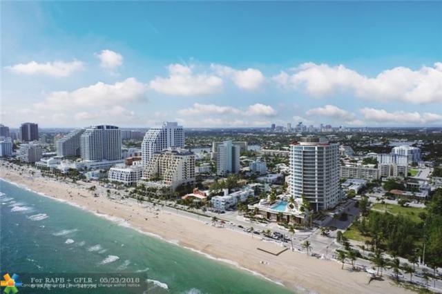 701 N Fort Lauderdale Beac #1403, Fort Lauderdale, FL 33304 (MLS #F10124336) :: Green Realty Properties