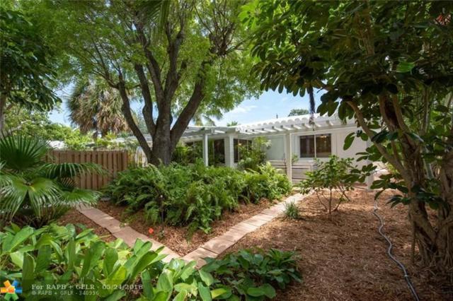 1720 NE 16th Ave, Fort Lauderdale, FL 33305 (MLS #F10124358) :: Green Realty Properties