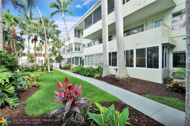 1000 SE 4th St #109, Fort Lauderdale, FL 33301 (MLS #F10124391) :: Green Realty Properties