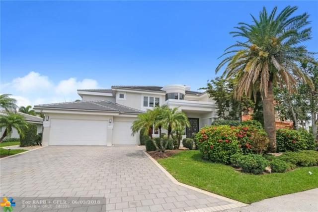 2377 NE 28th St, Lighthouse Point, FL 33064 (MLS #F10124458) :: Green Realty Properties