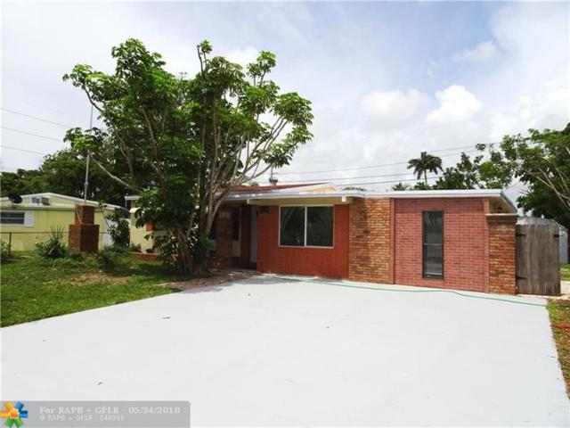 2575 NE 13th Ter, Pompano Beach, FL 33064 (MLS #F10124463) :: Green Realty Properties