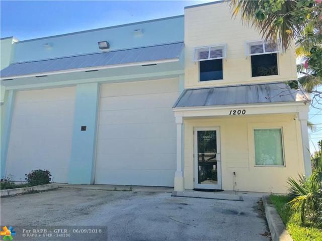1200 NE 7TH AV #7, 3380, FL 33304 (MLS #F10124466) :: Green Realty Properties