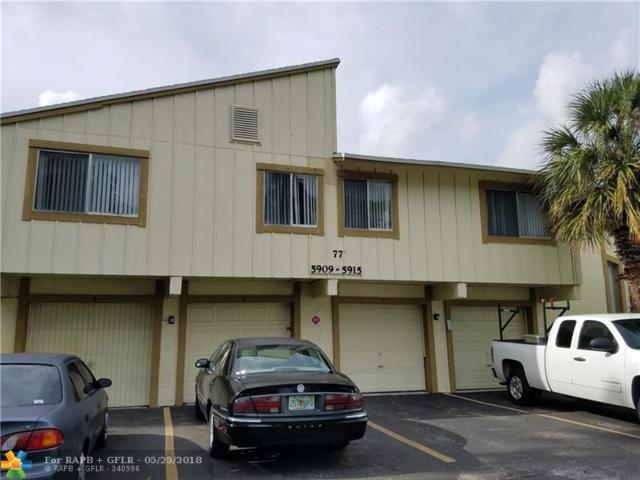5915 NW 21st St 77-E, Lauderhill, FL 33313 (MLS #F10124477) :: Green Realty Properties