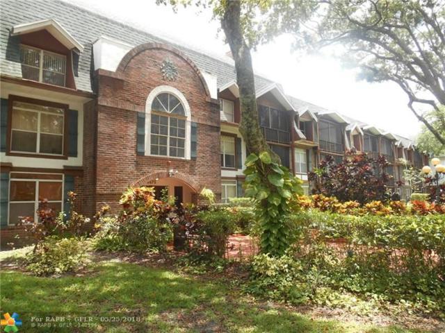3670 Inverrary Dr 1F, Lauderhill, FL 33319 (MLS #F10124562) :: Green Realty Properties