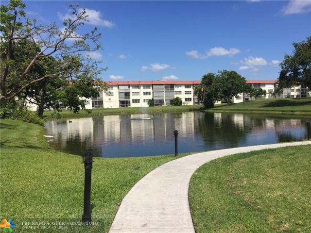 820 S Hollybrook Dr #103, Pembroke Pines, FL 33025 (MLS #F10124591) :: Green Realty Properties