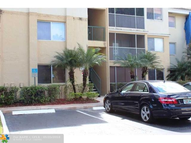 5760 Rock Island Rd #304, Tamarac, FL 33319 (MLS #F10124660) :: Green Realty Properties