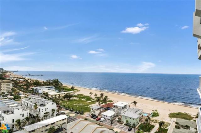 801 Briny Ave #1505, Pompano Beach, FL 33062 (MLS #F10124708) :: Green Realty Properties