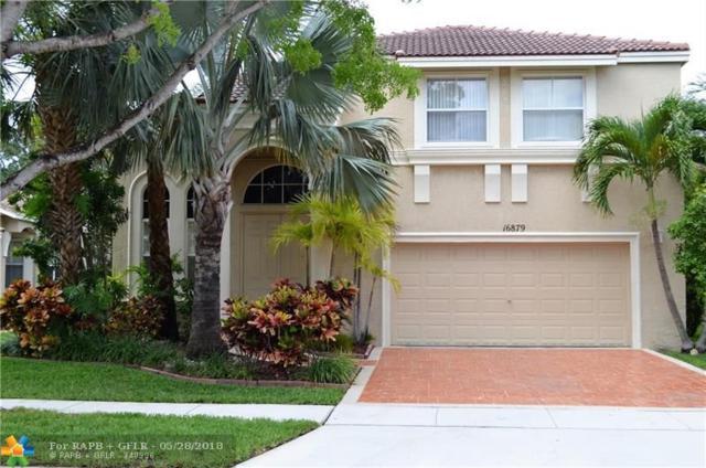 16879 SW 49th Ct, Miramar, FL 33027 (MLS #F10124793) :: Green Realty Properties