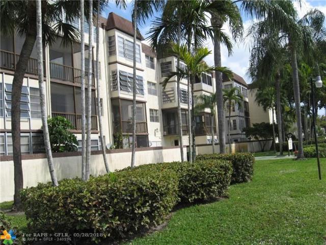7100 NW 17th St #205, Plantation, FL 33313 (MLS #F10124818) :: Green Realty Properties