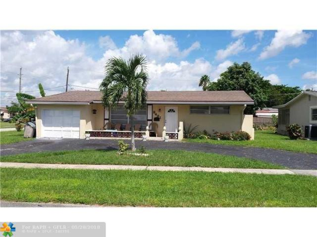 8481 NW 24th Pl, Sunrise, FL 33322 (MLS #F10124867) :: Green Realty Properties
