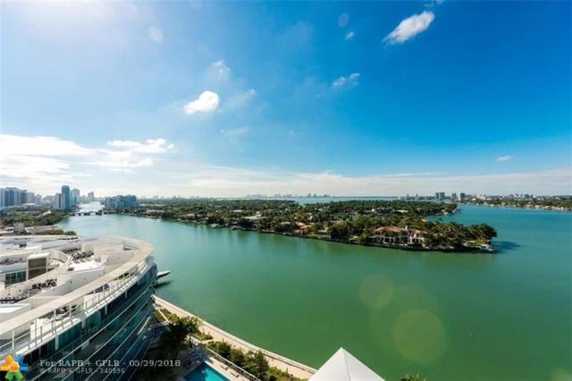 6700 Indian Creek Dr #1503, Miami Beach, FL 33141 (MLS #F10124898) :: Green Realty Properties