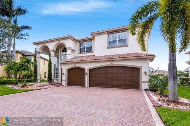 5393 SW 186th Way, Miramar, FL 33029 (MLS #F10124937) :: Green Realty Properties