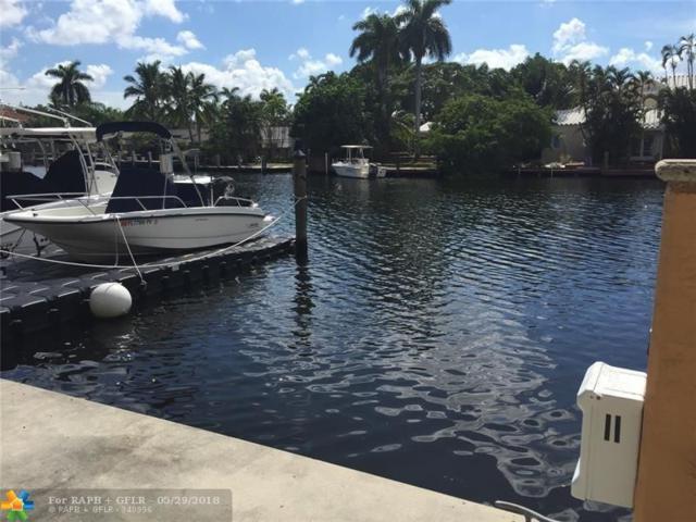 65 Hendricks Isle Slip #10, Fort Lauderdale, FL 33301 (MLS #F10124942) :: Green Realty Properties