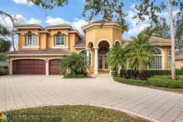 5953 NW 91st Ave, Parkland, FL 33067 (MLS #F10125024) :: Green Realty Properties