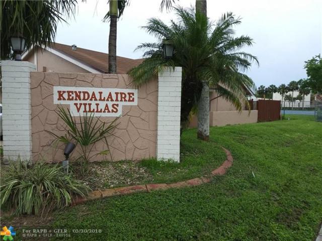 15570 SW 76th Ln A96, Miami, FL 33193 (MLS #F10125031) :: Green Realty Properties