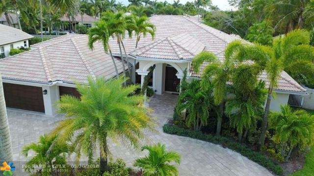 10996 Blackhawk Street, Plantation, FL 33324 (MLS #F10125049) :: Green Realty Properties