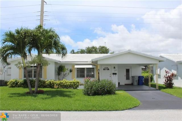 330 NW 24th Ct, Pompano Beach, FL 33064 (MLS #F10125076) :: Green Realty Properties