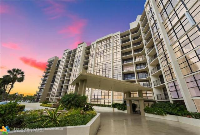 600 Parkview Drive #322, Hallandale, FL 33009 (MLS #F10125088) :: Green Realty Properties