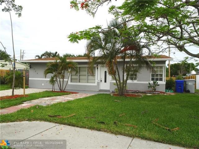 2740 NE 11th Ter, Pompano Beach, FL 33064 (MLS #F10125093) :: Green Realty Properties