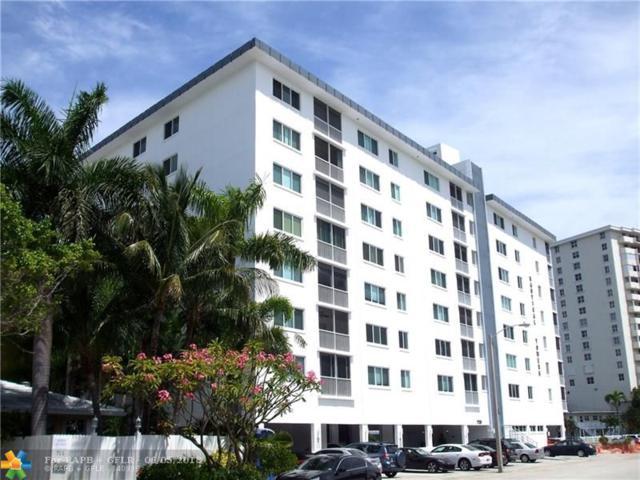 720 Bayshore Dr #503, Fort Lauderdale, FL 33304 (MLS #F10125159) :: Green Realty Properties
