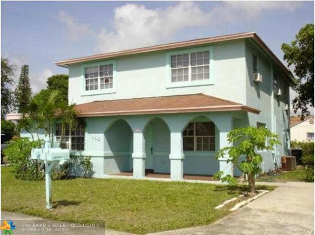 146 SW 12th Av, Delray Beach, FL 33445 (MLS #F10125165) :: Green Realty Properties
