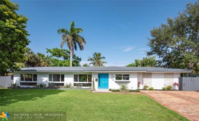 2409 NE 27th Ter, Fort Lauderdale, FL 33305 (MLS #F10125194) :: Castelli Real Estate Services