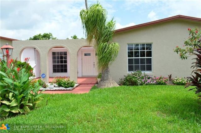 6231 SW 4th St, Margate, FL 33068 (MLS #F10125241) :: The Dixon Group
