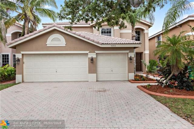5354 NW 119th Ter, Coral Springs, FL 33076 (MLS #F10125275) :: Green Realty Properties