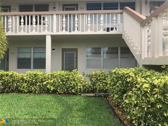 153 Ventnor J #153, Deerfield Beach, FL 33442 (MLS #F10125292) :: Green Realty Properties