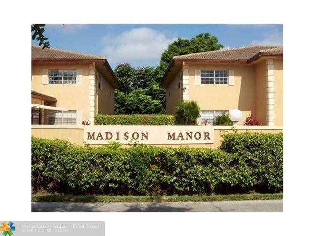 2950 Coral Springs Dr #105, Coral Springs, FL 33065 (MLS #F10125301) :: Green Realty Properties