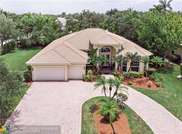 10691 NW 67th Pl, Parkland, FL 33076 (MLS #F10125346) :: Green Realty Properties