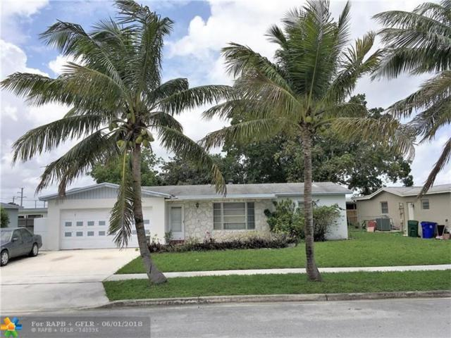 6981 NW 8th Ct, Margate, FL 33063 (MLS #F10125347) :: Green Realty Properties
