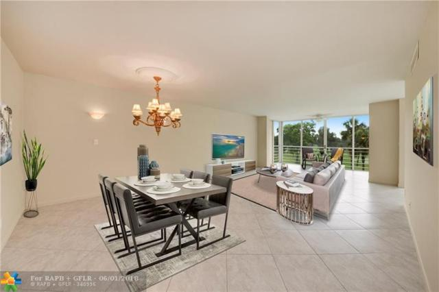 3960 Oaks Clubhouse Dr #301, Pompano Beach, FL 33069 (MLS #F10125370) :: Green Realty Properties