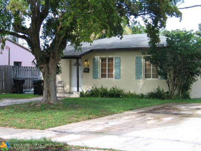 1420 NE 1st Ave, Fort Lauderdale, FL 33304 (MLS #F10125391) :: Green Realty Properties
