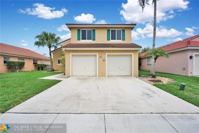 815 NW 165th Ave, Pembroke Pines, FL 33028 (MLS #F10125416) :: Green Realty Properties