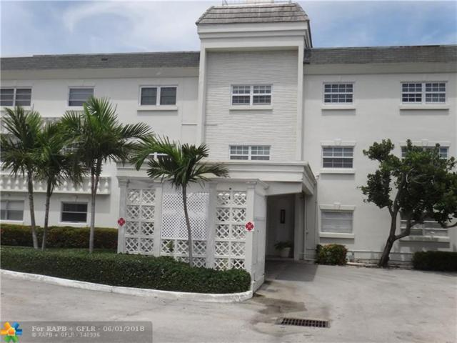 1439 S Ocean Blvd #208, Lauderdale By The Sea, FL 33062 (MLS #F10125458) :: Green Realty Properties