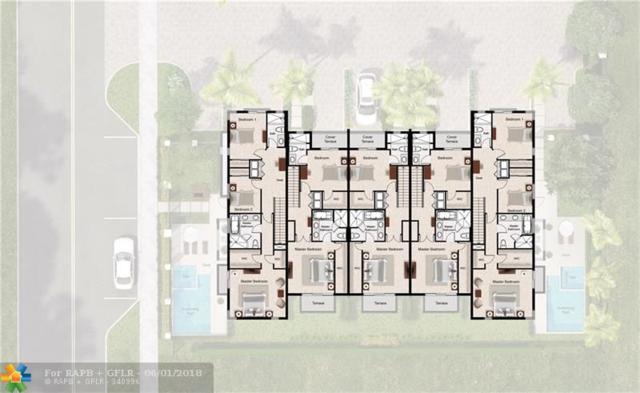 815 NE 17TH AVE #1, Fort Lauderdale, FL 33304 (MLS #F10125510) :: Green Realty Properties